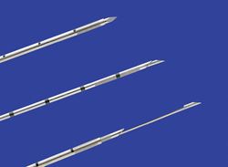 Core Needle Instruments for a Breast Biopsy