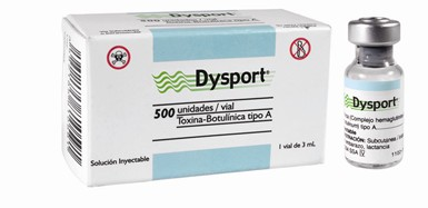 Packaging for Dysport