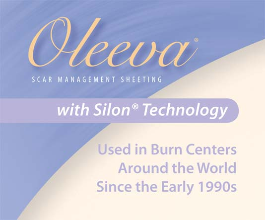 Oleeva Scar Management Sheeting