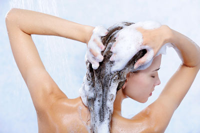Showering after a surgical procedure