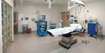 Image of a Surgical Suite
