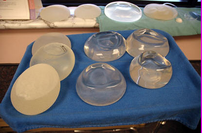 Breast Implant Specifications - Dimension and Sizes