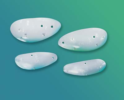 Cheek Implants come in a variety of different styles and sizes