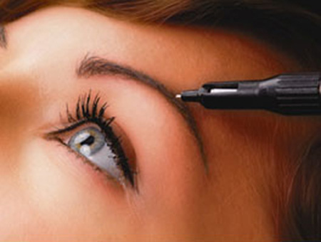 or Permanent Make-up on