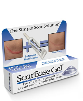ScarEase Gel for scar treatment