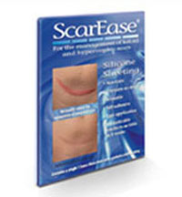 Scar East Silicone Sheeting and Gel for Scar Treatment